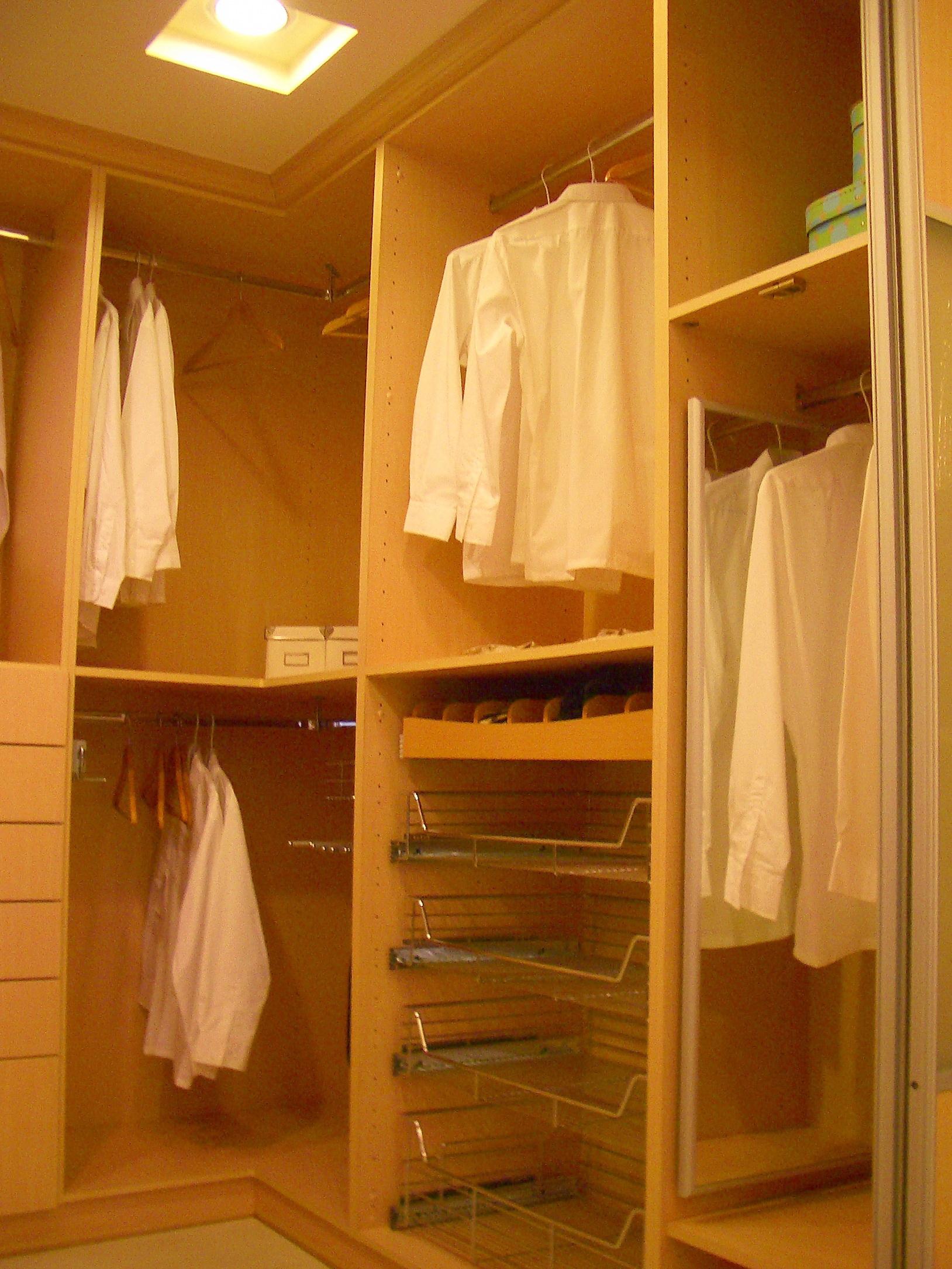 衣橱,衣柜, 更衣间